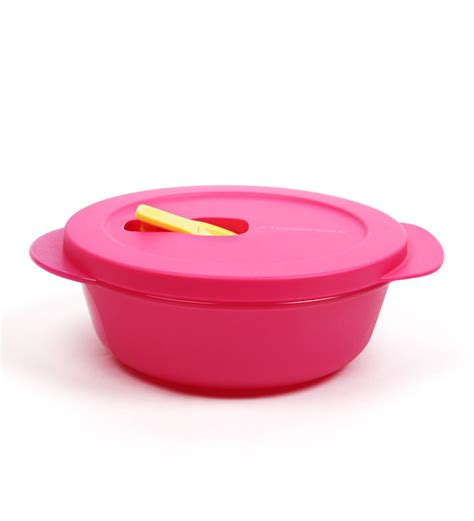 Tupperware T For 2 Buy Tupperware Pink Tab Seal Container Airtight Storage Food Storage Pepperfry