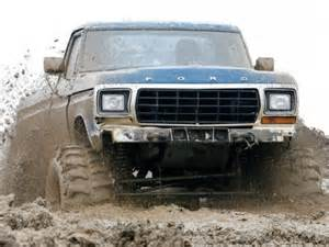 Ford Mud Trucks Tough Ford Mudding Truck Big Trucks