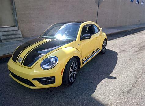 volkswagen bumblebee 2014 volkswagen beetle gsr to bring back