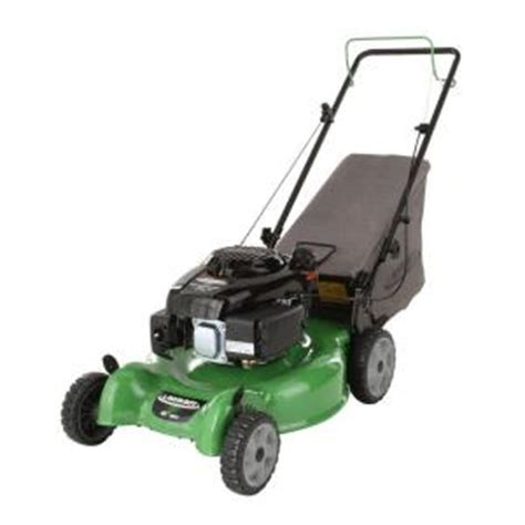 lawn boy 20 in kohler engine push gas walk lawn