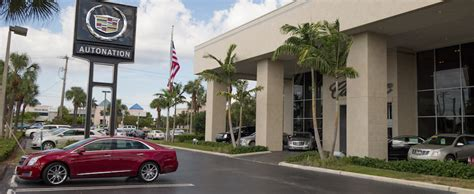 West Palm Cadillac by Autonation Cadillac West Palm New Cars Used Cars