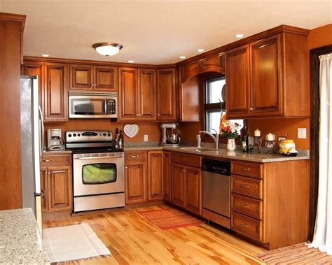 Kitchen Color Ideas With Maple Cabinets | kitchen cabinet color ideas color ideas for kitchen with