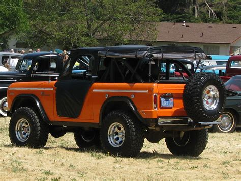 1960s ford bronco ford bronco 1960