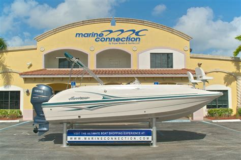 hurricane deck boat 2005 used 2005 hurricane fundeck gs 202 ob boat for sale in