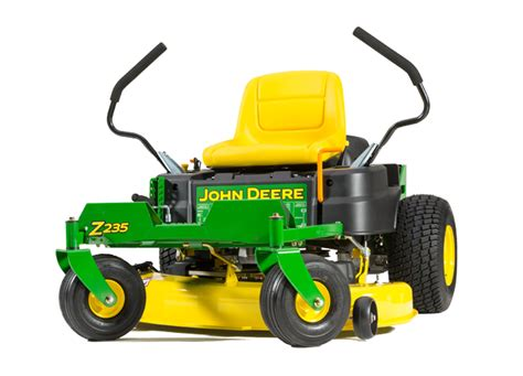 Is It Worth It To Get A Jd Mba by Deere Zero Turn Z235 Review Top5lawnmowers