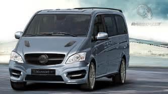 Viano Mercedes Mansory Mercedes Viano Luxury Upgrades Ramspeed