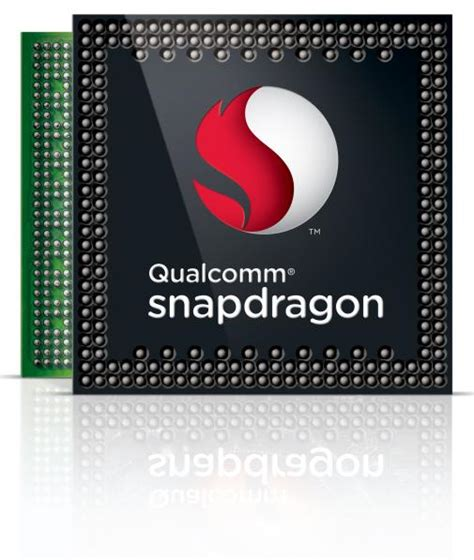 chip snapdragon a qualcomm snapdragon chip is the best mobile processor