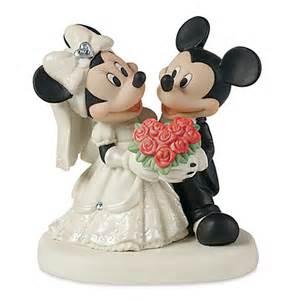 mickey and minnie wedding mickey and minnie mouse wedding figure by disney showcase disney store
