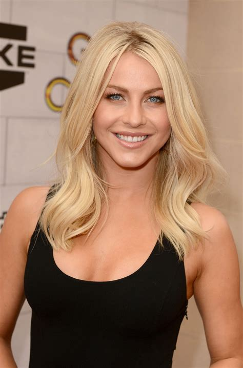 julianna huff hair julianne hough at spike tvs 6th annual guys choice awards