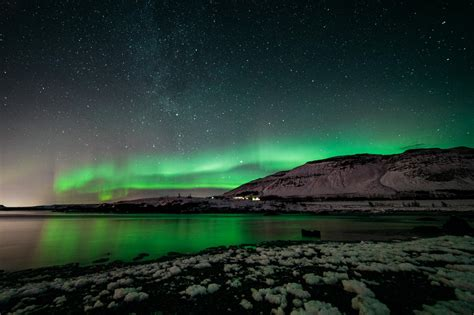 my wife took me to see the northern lights iceland for