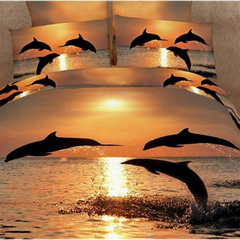 dolphin bed sets dolphins bedding