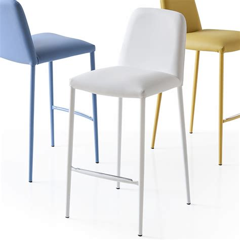 calligaris bar stool connubia calligaris club bar stool