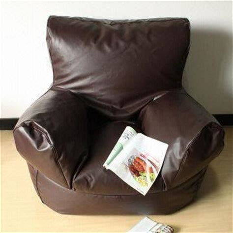 Armchair Bean Bag by Club Chair Bean Bag Armchair Available In Pvc Leather 2