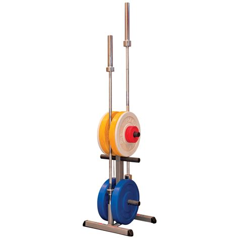 Weight Tree Rack by Hart Olympic Weight Tree Bar Rack Weights Storage