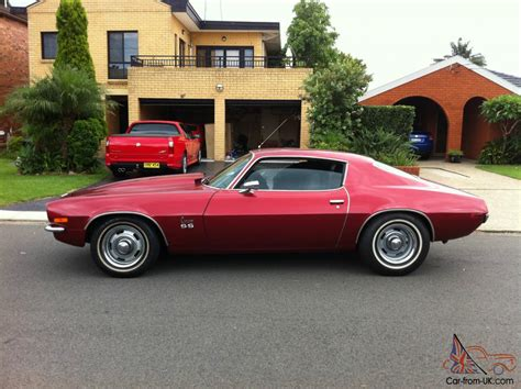 supercharged camaro z28 1971 camaro z28 supercharged