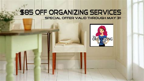 home organizing services 85 off home or business organizing services the