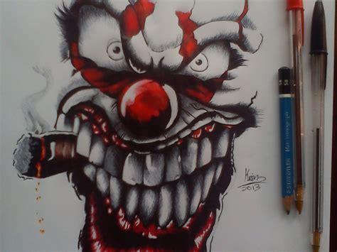 imagenes graffitis satanicos resultado de imagen para dibujos a lapiz de payasos