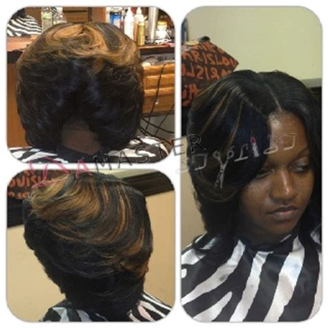 layered hair extensions pictures layered quick weave bob my work pinterest quick