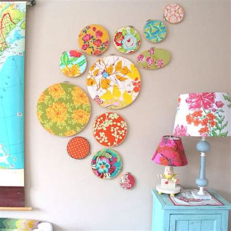 17 Best Ideas About Fabric Wall Decor On Pinterest Wall Fabric Decor