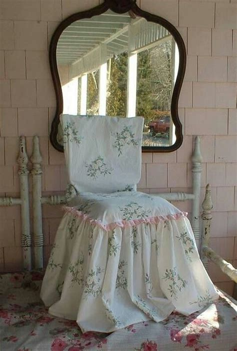 shabby chic chair slipcovers 17 best images about shabby chair covers on pinterest