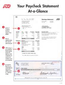 adp pay stub template fill online printable fillable