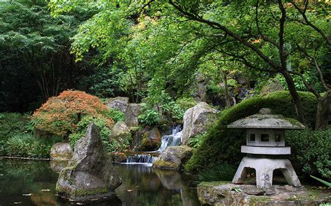 Desktop Rock Garden Wallpaper Portland Japanese Garden Portland Oregon Usa Garden Pond Desktop Wallpaper