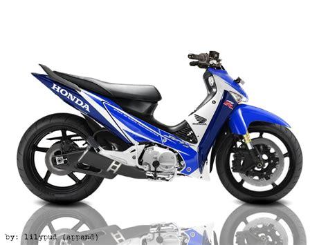 Alarm Motor Supra X 125 suprax 125 modifikasi motor honda supra x 125 standard