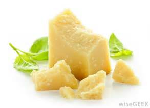 what is parmesan cheese with pictures