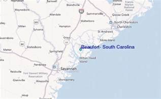beaufort south carolina tide station location guide