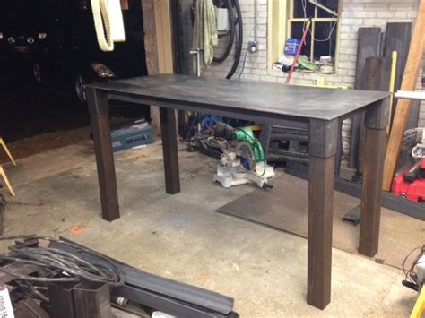 Metal Work Bench Stool by Custom Metal Work Table By Costa Fabrications Custommade