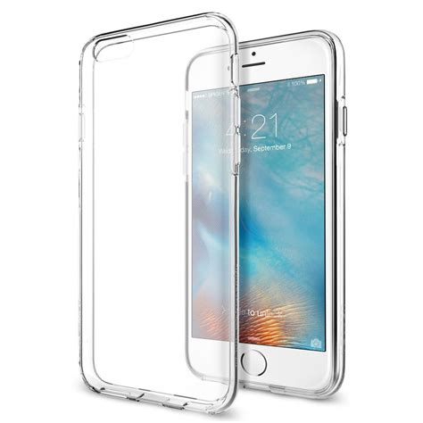 Spigen Liquid Iphone X Clear Original iphone 6s 6 liquid spigen inc