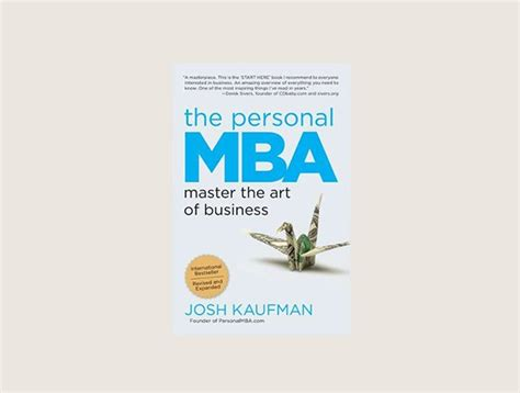 Mba Personal Josh Kaufman Pdf by Top 50 Best Business Books For All Time Entrepreneur