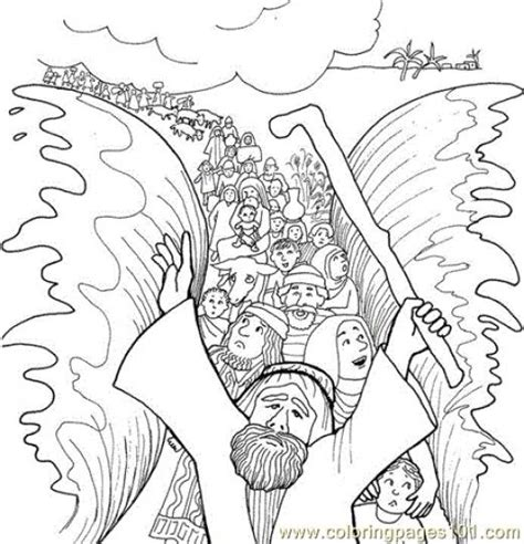 coloring pages moses killing egyptian 69 best images about church bible moses on pinterest