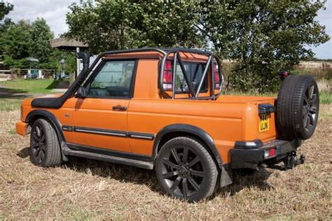 range rover truck conversion discovery 2 pickup conversion projects to try pinterest