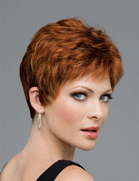 similar design layered pixie wigs for women over 50 hair short asymmetrical hairstyles for over 50 short