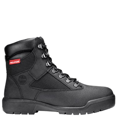 mens leather field boots timberland s limited release waterproof helcor