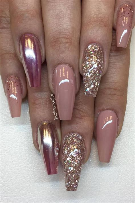 Nail And by Best 25 Sparkly Nails Ideas On Sparkly
