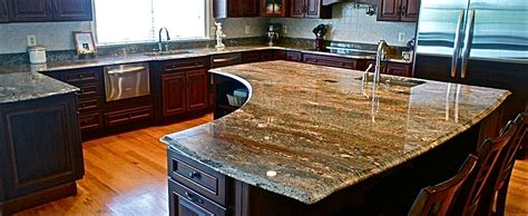 stone counter how to choose a great color for your granite countertops