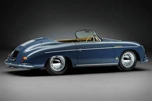 Porsche 356a Speedster 1957 Porsche 356a Speedster Uncrate