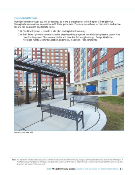 housing design standards affordable housing design guidelines and standards for apartments