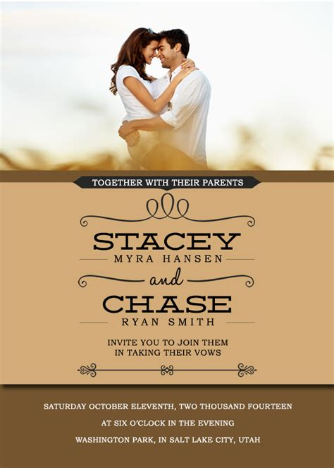 wedding card template photoshop 14 free wedding templates for photoshop images free