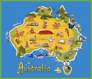 City of sydney australia map browse info on city of sydney australia