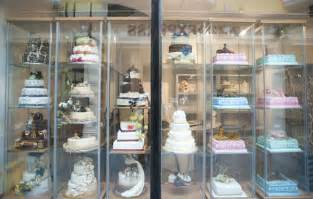 Decorative Home Accessories Interiors window display at a cake shop 7038 stockarch free stock