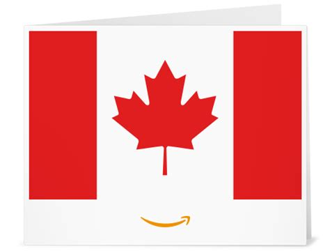 Amazon Ca Gift Card - amazon ca gift card print canadian flag amazon ca gift cards