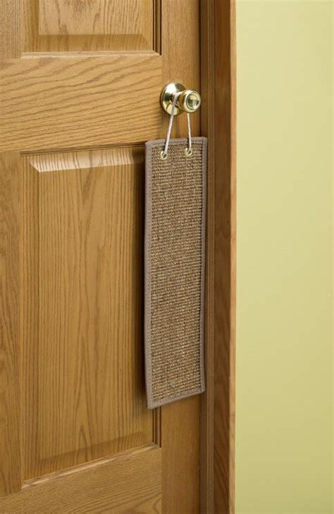 door knob hanging sisal cat scratch pad sisal rugs direct