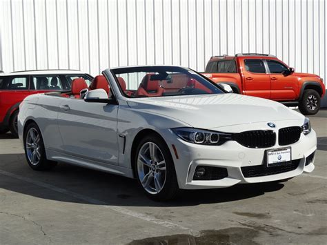 New Bmw 4 Series 2018 by New 2018 Bmw 4 Series 430i Convertible In San Francisco