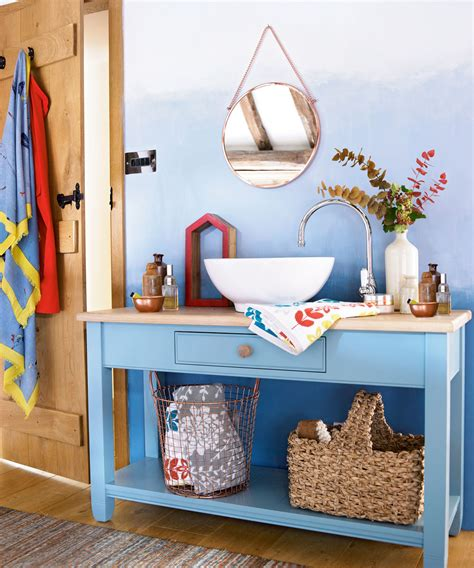 Blue Bathroom Color Schemes by Bathroom Colour Schemes Ideal Home