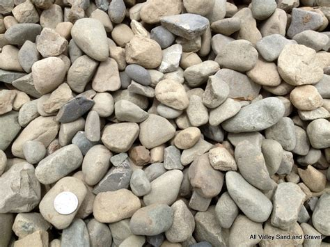 River Rock Gravel 1 5 River Rock All Valley Sand And Gravel Inc