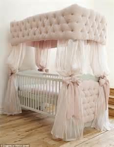 Luxury Baby Cribs Uk Kate Middleton You Can Already Buy A Four Poster Duchess Cot For Your
