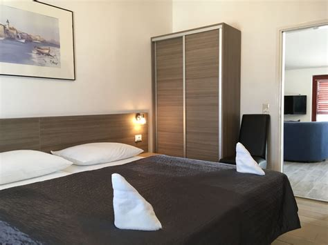 getrennte schlafzimmer ferienwohnung oli apartment a5 2 porec istrien herr